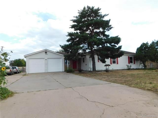 11690 E 120th Avenue, Henderson, CO 80640 (MLS #8208907) :: 8z Real Estate