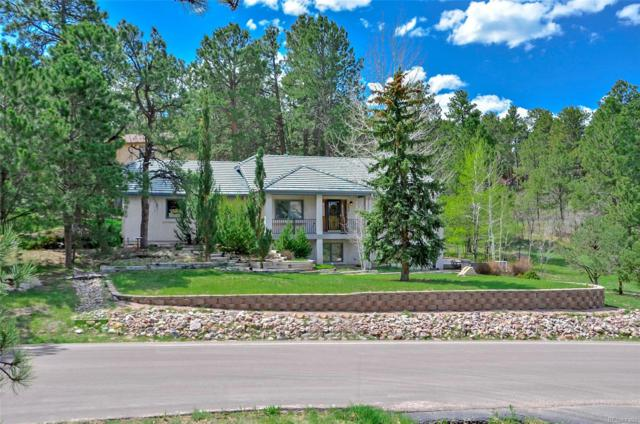 395 Cat Tail Way, Monument, CO 80132 (MLS #8209079) :: 8z Real Estate