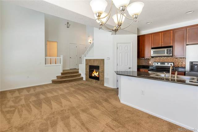 8802 E 24th Place #106, Denver, CO 80238 (#8209405) :: Berkshire Hathaway Elevated Living Real Estate