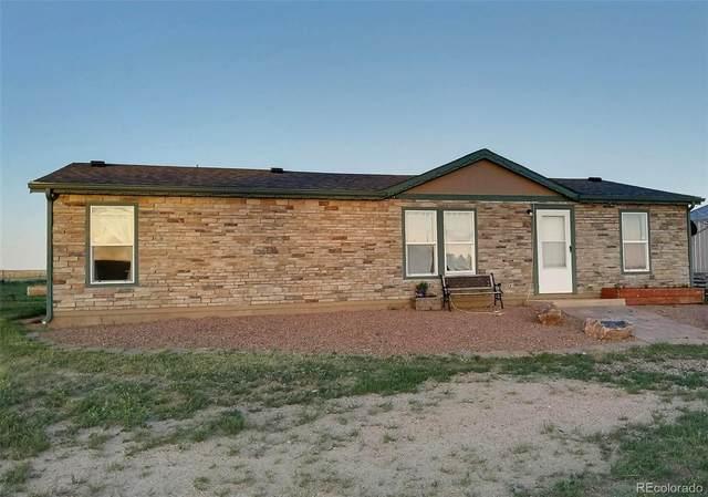 1235 S Calhan Highway, Yoder, CO 80864 (MLS #8209541) :: 8z Real Estate