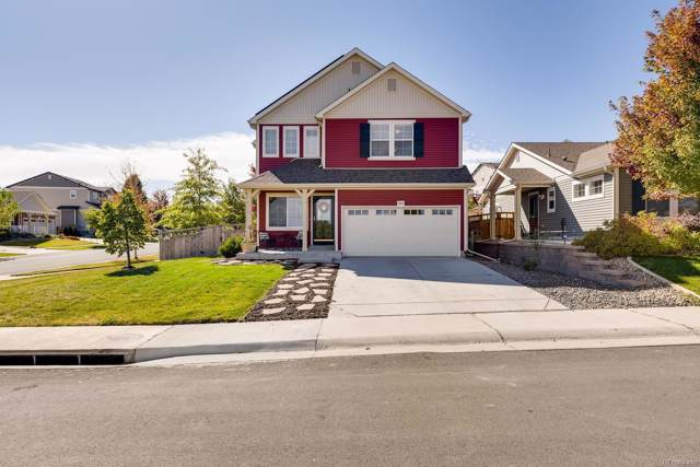 4038 Opportunity Drive, Castle Rock, CO 80109 (#8209670) :: The HomeSmiths Team - Keller Williams