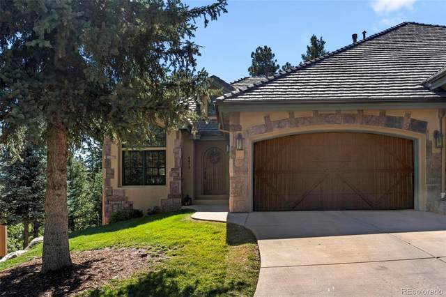4470 Carriage House View, Colorado Springs, CO 80906 (#8209679) :: The HomeSmiths Team - Keller Williams