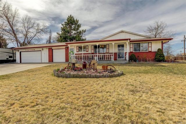 10130 W 19th Avenue, Lakewood, CO 80215 (#8209831) :: RE/MAX Professionals