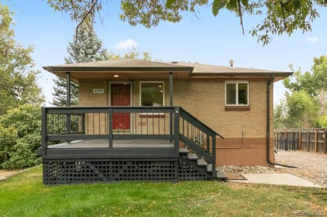 4690 Miller Street, Wheat Ridge, CO 80033 (#8209868) :: My Home Team
