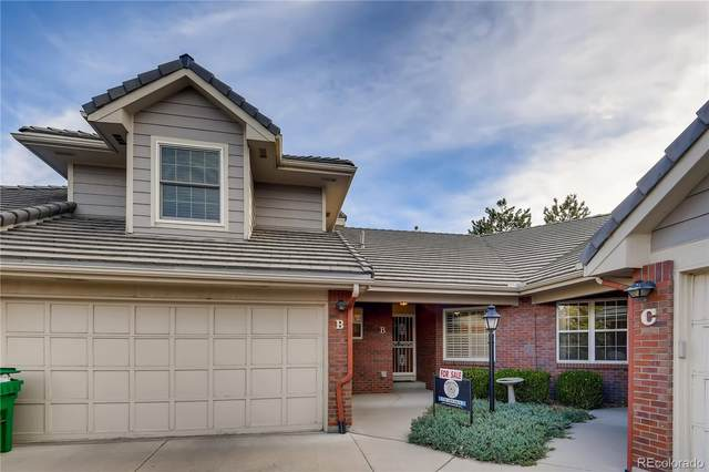 2700 W Riverwalk Circle B, Littleton, CO 80123 (#8210033) :: My Home Team