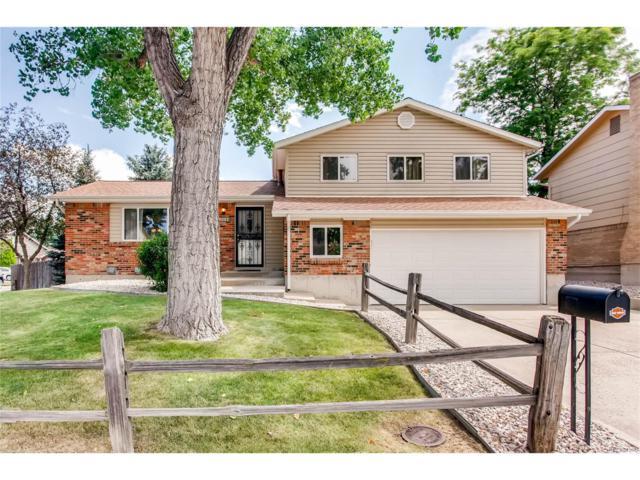 9082 W Arbor Avenue, Littleton, CO 80123 (MLS #8210187) :: 8z Real Estate