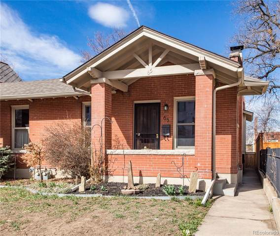 65 S Pearl Street, Denver, CO 80209 (#8210456) :: Re/Max Structure