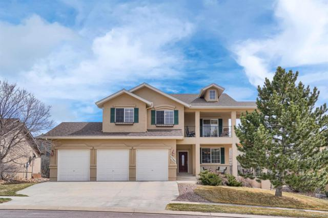 12941 Serenity Park Drive, Colorado Springs, CO 80921 (#8210560) :: Venterra Real Estate LLC