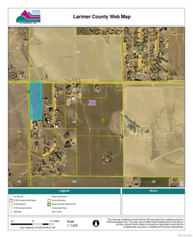 0 Highway 402, Loveland, CO 80537 (#8210596) :: Structure CO Group