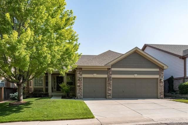 17100 Cornerstone Drive, Parker, CO 80134 (#8210778) :: Finch & Gable Real Estate Co.