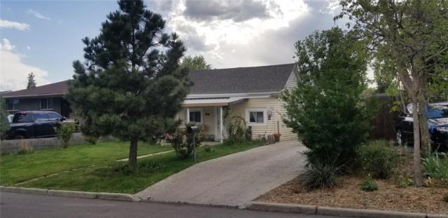 153 Stuart Street, Denver, CO 80219 (#8211567) :: The DeGrood Team
