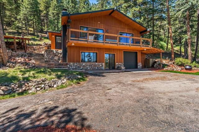 30242 Pine Crest Drive, Evergreen, CO 80439 (MLS #8211589) :: 8z Real Estate