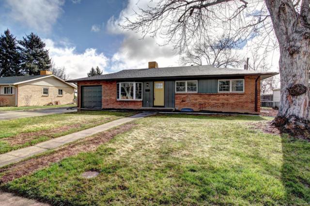 60 Dover Street, Lakewood, CO 80226 (#8211891) :: Wisdom Real Estate