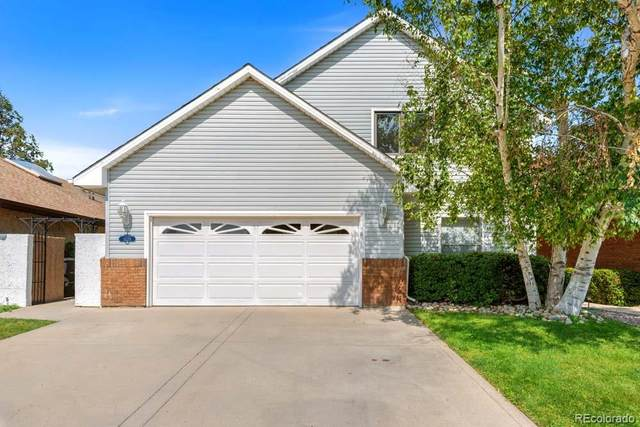 1220 E 4th Avenue, Longmont, CO 80504 (MLS #8212208) :: 8z Real Estate