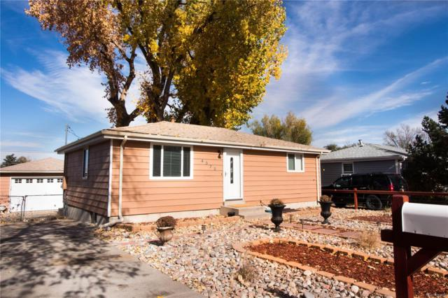 4575 W Gill Place, Denver, CO 80219 (MLS #8212318) :: Bliss Realty Group