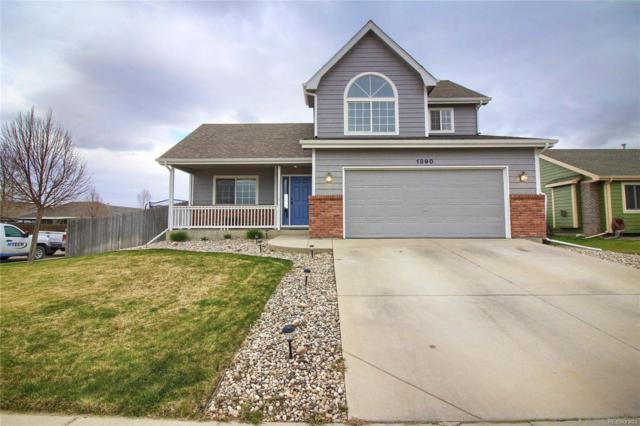 1390 S Haymaker Drive, Milliken, CO 80543 (#8212492) :: The Pete Cook Home Group