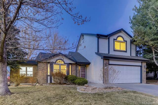 19907 E Crestline Place, Centennial, CO 80015 (#8213184) :: The DeGrood Team