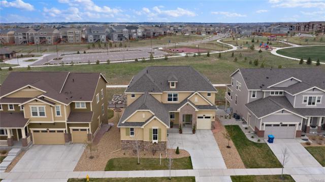 10100 Isle Street, Parker, CO 80134 (#8213239) :: Venterra Real Estate LLC
