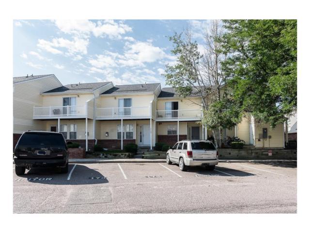17166 E Tennessee Drive, Aurora, CO 80017 (MLS #8213364) :: 8z Real Estate