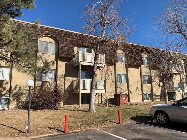 7645 E Quincy Avenue #306, Denver, CO 80237 (#8213462) :: HomePopper