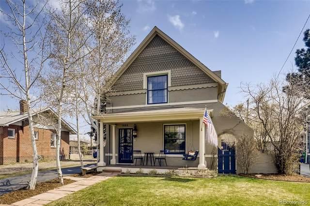 1444 Niagara Street, Denver, CO 80220 (#8213572) :: Colorado Home Finder Realty