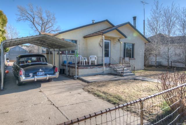 127 W 9th Street, Walsenburg, CO 81089 (MLS #8213682) :: 8z Real Estate