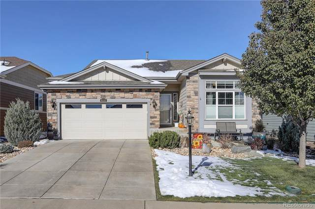 8535 E 152nd Lane, Thornton, CO 80602 (#8214127) :: The DeGrood Team
