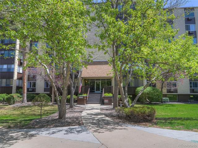 6960 E Girard Avenue #109, Denver, CO 80224 (MLS #8214420) :: Find Colorado