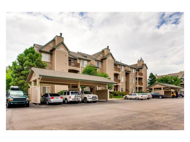 7375 S Alkire Street #306, Littleton, CO 80127 (MLS #8214845) :: 8z Real Estate