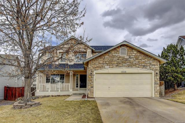 11028 Tim Tam Way, Parker, CO 80138 (#8215146) :: The HomeSmiths Team - Keller Williams