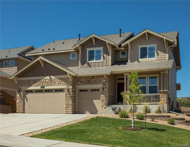 2363 Fairway Wood Circle, Castle Rock, CO 80109 (#8215372) :: The DeGrood Team