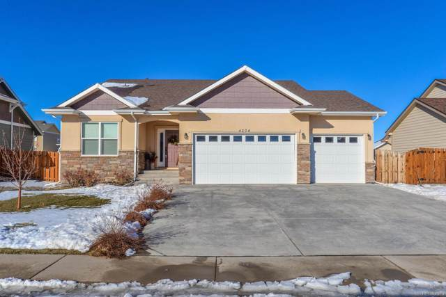 4204 Cypress Ridge Lane, Wellington, CO 80549 (#8215581) :: The DeGrood Team