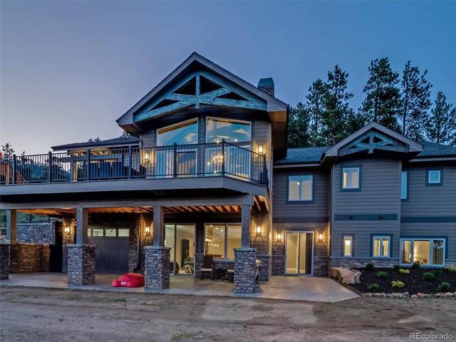32530 Alpine Lane, Evergreen, CO 80439 (#8215943) :: The Colorado Foothills Team | Berkshire Hathaway Elevated Living Real Estate
