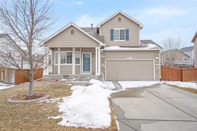 12841 Buckhorn Creek Street, Parker, CO 80134 (#8216102) :: The Peak Properties Group