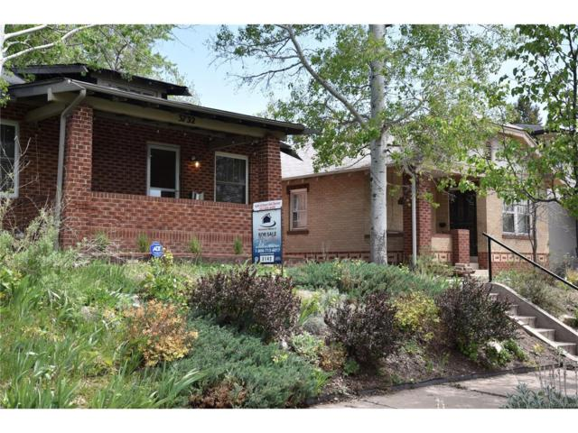 3732 Newton Street, Denver, CO 80211 (MLS #8216725) :: 8z Real Estate