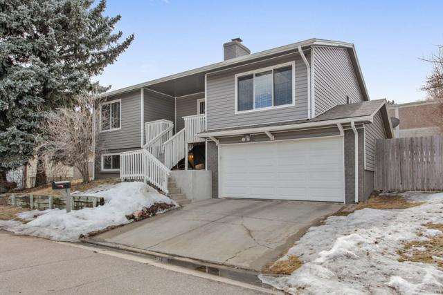 8010 W 72nd Place, Arvada, CO 80005 (MLS #8216873) :: 8z Real Estate