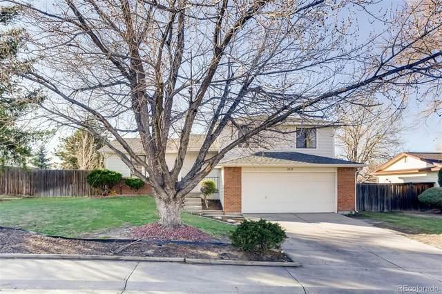3273 S Evanston Street, Aurora, CO 80014 (MLS #8217093) :: Kittle Real Estate