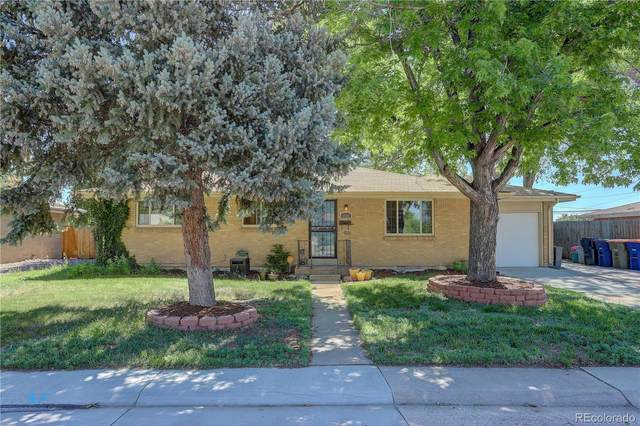 6686 S Lincoln Street, Centennial, CO 80121 (#8217333) :: Berkshire Hathaway HomeServices Innovative Real Estate
