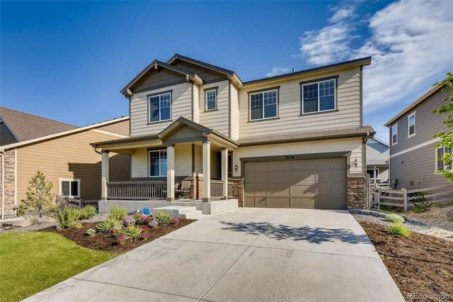 8034 Piney River Avenue, Littleton, CO 80125 (#8218109) :: Bring Home Denver with Keller Williams Downtown Realty LLC