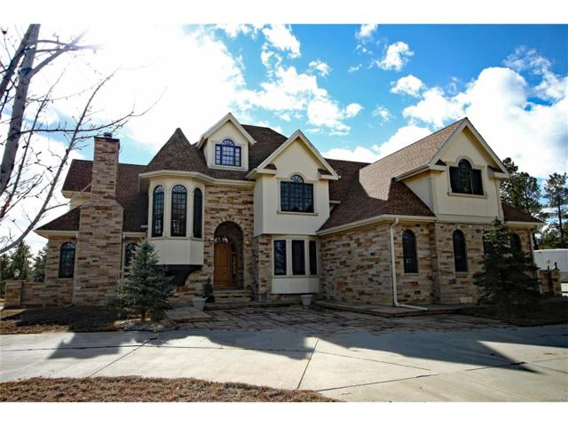 6420 Meadowbrook Lane, Sedalia, CO 80135 (MLS #8218227) :: 8z Real Estate
