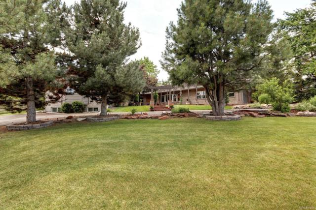 4720 Wagon Trail Road, Littleton, CO 80123 (#8218319) :: The City and Mountains Group