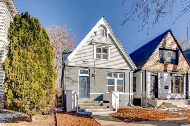 1544 N Gilpin Street, Denver, CO 80218 (#8218926) :: Bring Home Denver