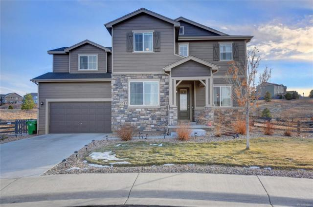2713 Russet Sky Court, Castle Rock, CO 80108 (#8219231) :: Compass Colorado Realty