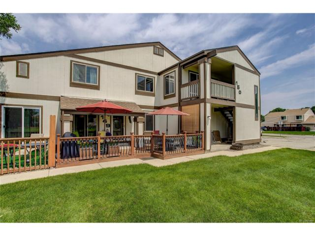 8737 Chase Drive #149, Arvada, CO 80003 (MLS #8219613) :: 8z Real Estate