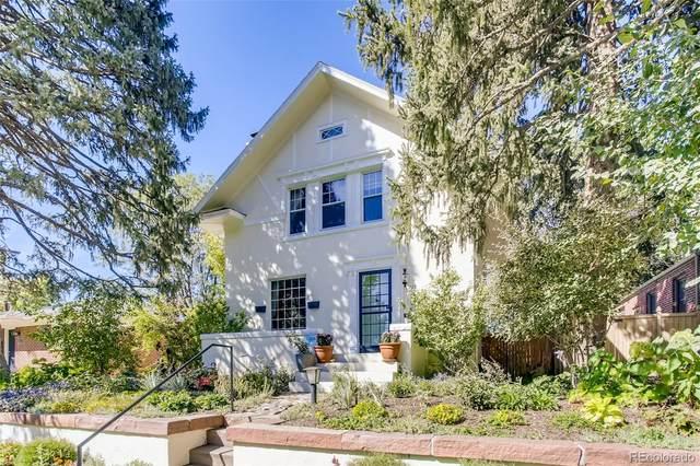 4817 E 18th Avenue, Denver, CO 80220 (#8219650) :: The HomeSmiths Team - Keller Williams