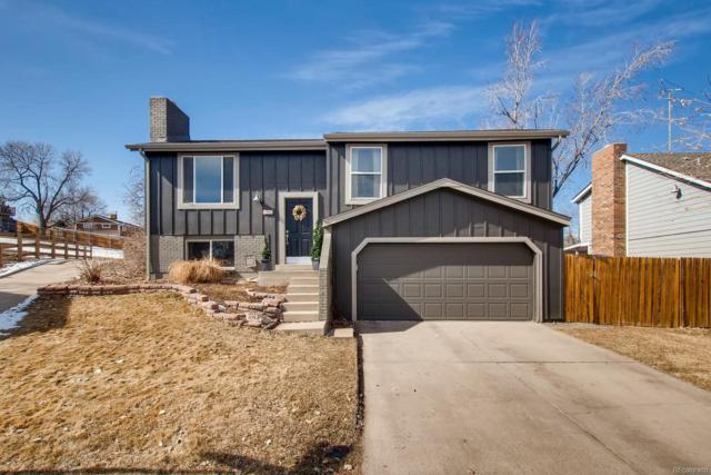 7945 Dudley Court, Arvada, CO 80005 (#8219761) :: The HomeSmiths Team - Keller Williams