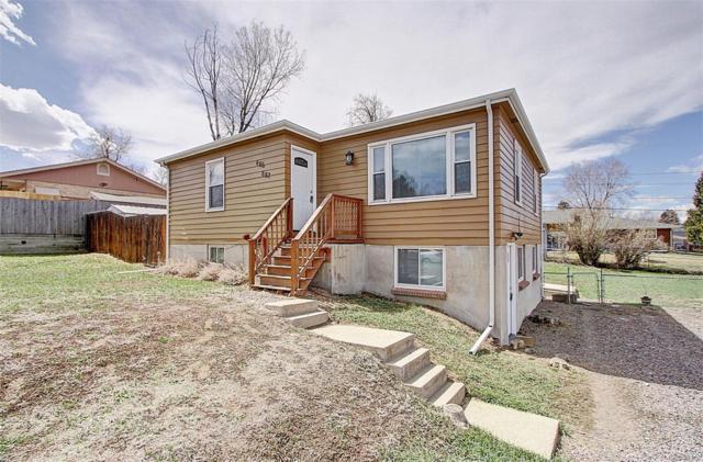 685 Carr Street, Lakewood, CO 80214 (#8220011) :: The Peak Properties Group