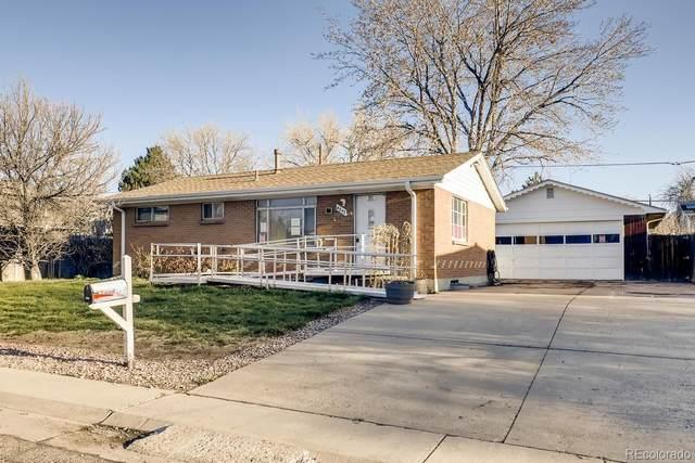 4843 W 61st Avenue, Arvada, CO 80003 (#8220101) :: Real Estate Professionals