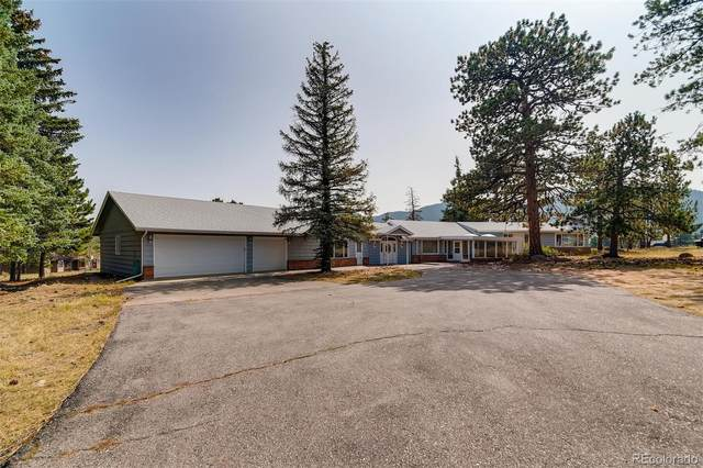 850 St Vrain Drive S, Estes Park, CO 80517 (MLS #8220201) :: 8z Real Estate