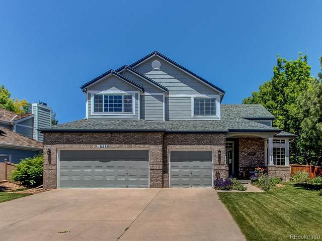 16589 Amberstone Way, Parker, CO 80134 (#8220307) :: My Home Team
